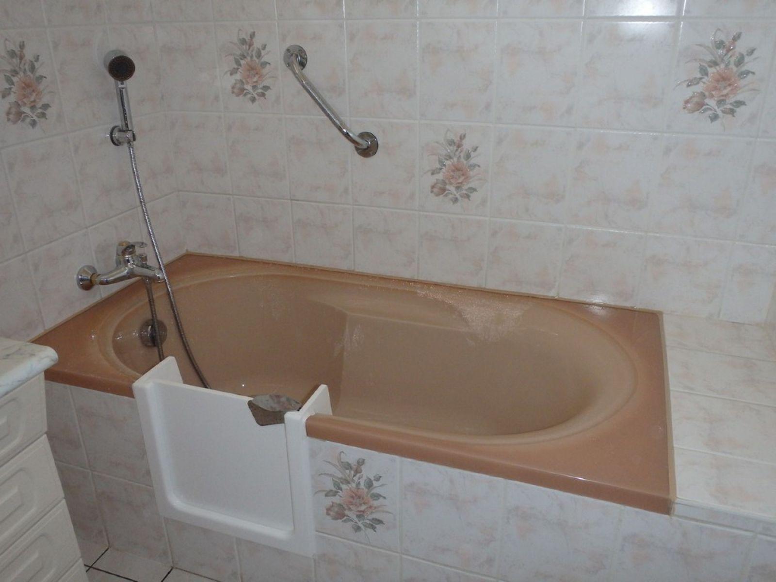 baignoire a porte pas cher bordeaux sobain. Black Bedroom Furniture Sets. Home Design Ideas