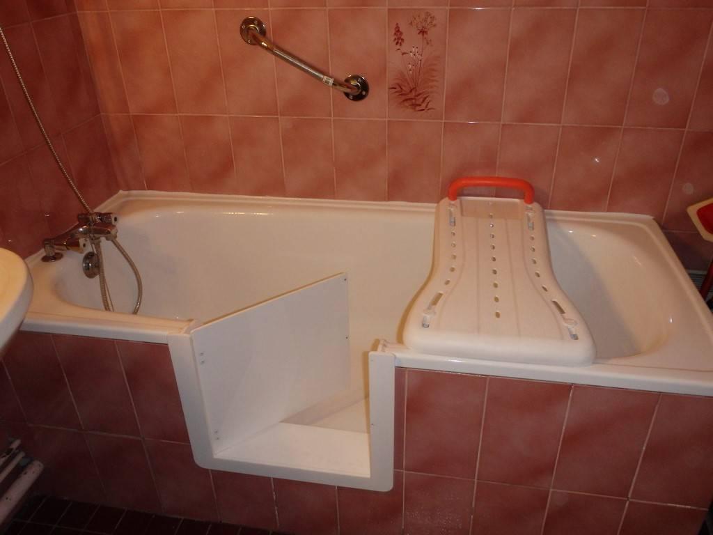 d coupe de baignoire avec portillon pas cher bordeaux sobain. Black Bedroom Furniture Sets. Home Design Ideas
