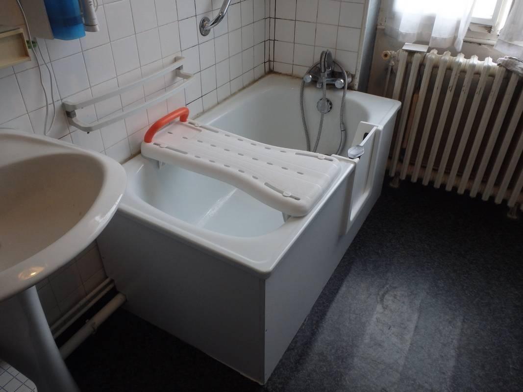 Baignoire Pour Personnes Agees 28 Images Installation